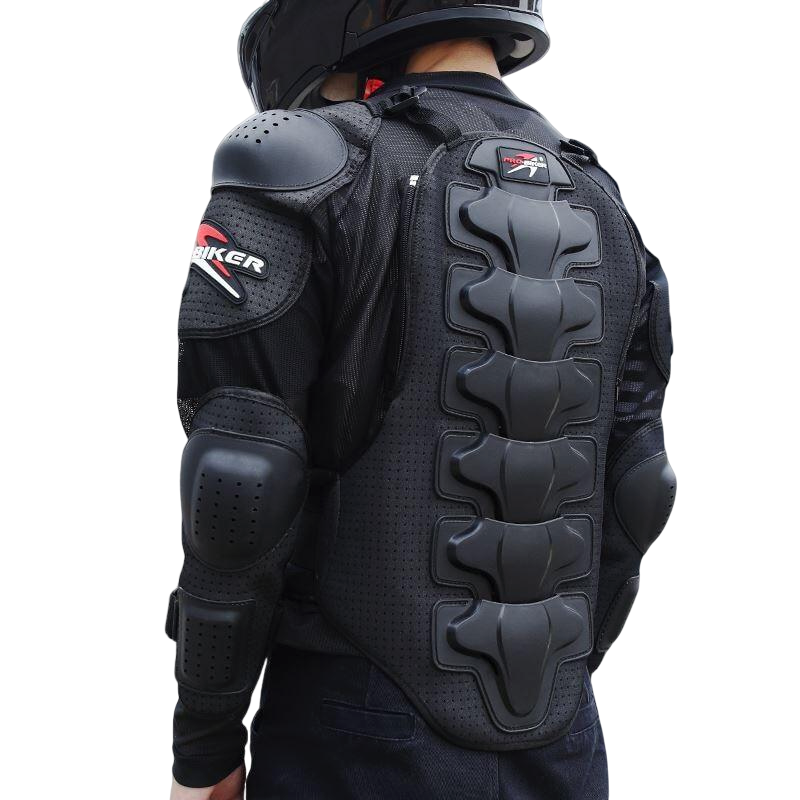 Pro Biker Motorcycle Protective Armour Jacket