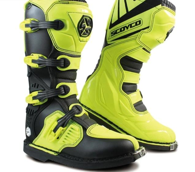 Super Motorcycle Racing & Riding Boots for Men