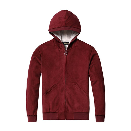 Winter Casual Thick Jacket for Men - Shopaholics