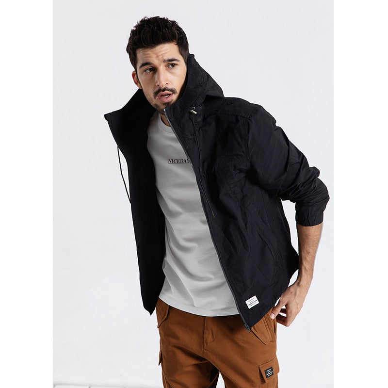 New Windbreaker Jacket for Men