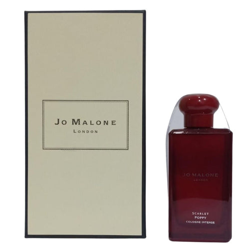 Jo Malone Scarlet Poppy Cologne Intense Perfume For Men - Shopaholics