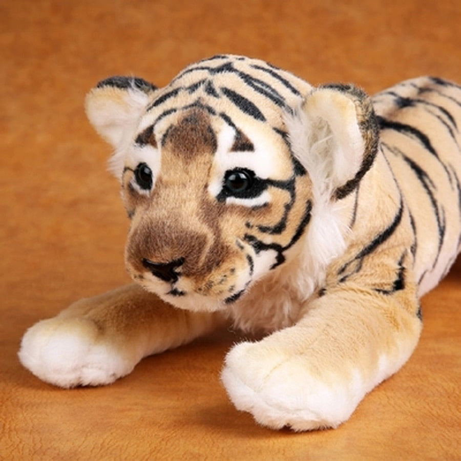 Soft Stuffed Tiger Plush Soft Toy