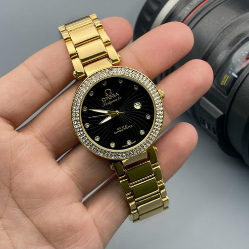 Ultimate Bold And Precious Wrist Watch For Women - Shopaholics