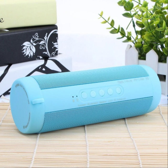 Waterproof Bluetooth Speaker Wireless Super Bass Subwoofer - shopaholics