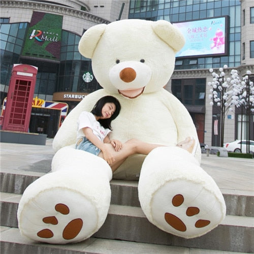 Huge American Giant Teddy Bear Soft Toys - Shopaholics