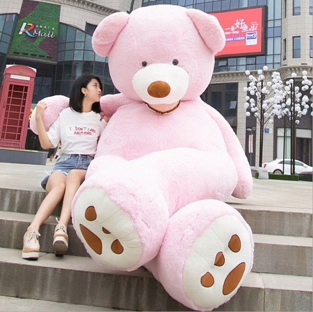 Huge 93inch American Giant Teddy Bear - shopaholics