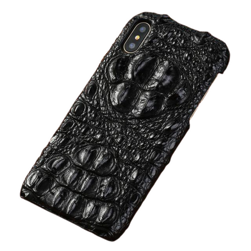 Genuine Anti-Knock Leather Case For iPhone - Shopaholics