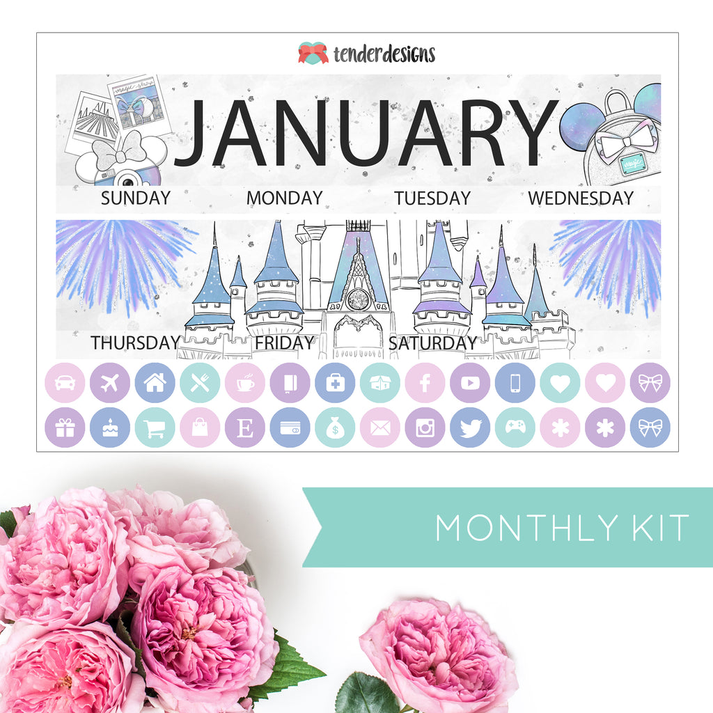 Galaxy Magic MONTHLY KIT