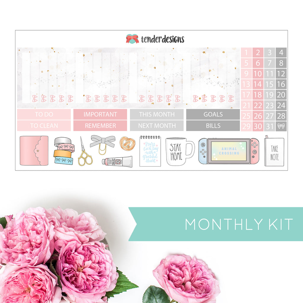 Play At Home MONTHLY KIT
