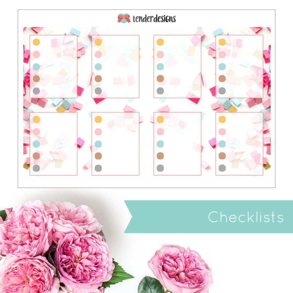 Planner Market VERTICAL KIT