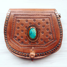 The Rali Crossbody Bag - Tan