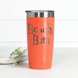 Wholesale - Beach Bum 20 oz Engraved Tumbler