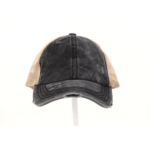 CC Criss Cross High Pony Hat