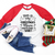 This is My Christmas Movie Watching Shirt Raglan Tee