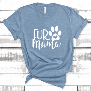 Wholesale - Fur Mama Tee