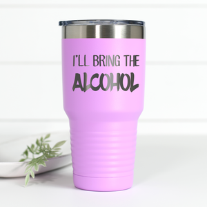 I'll Bring The Alcohol 30 oz Engraved Tumbler