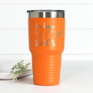 I'm Here for the Boos 30 oz Engraved Tumbler