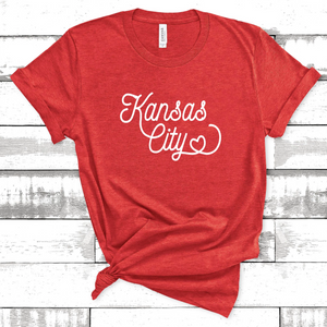 Kansas City Heart Tee