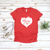 Kansas City Skyline Heart Tee