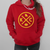 KC Circle Crew or Hoodie Sweatshirt