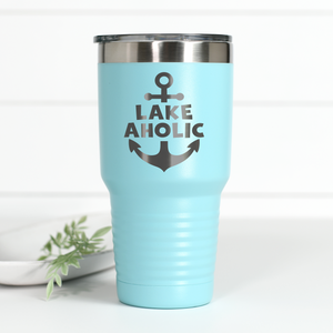 Lakeaholic 30 oz Engraved Tumbler