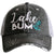 Lake Bum Trucker Hat
