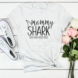 Mommy Shark Tee