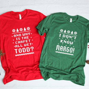 Todd and Margo Tees