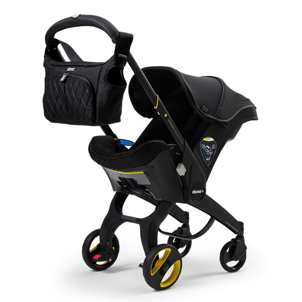 Doona+ Infant Car Seat Midnight
