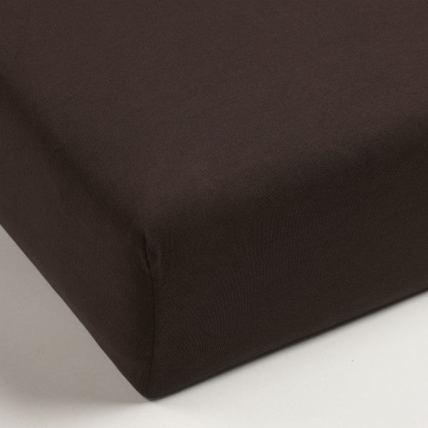 Auping Jersey Faconlagen - Dark Brown