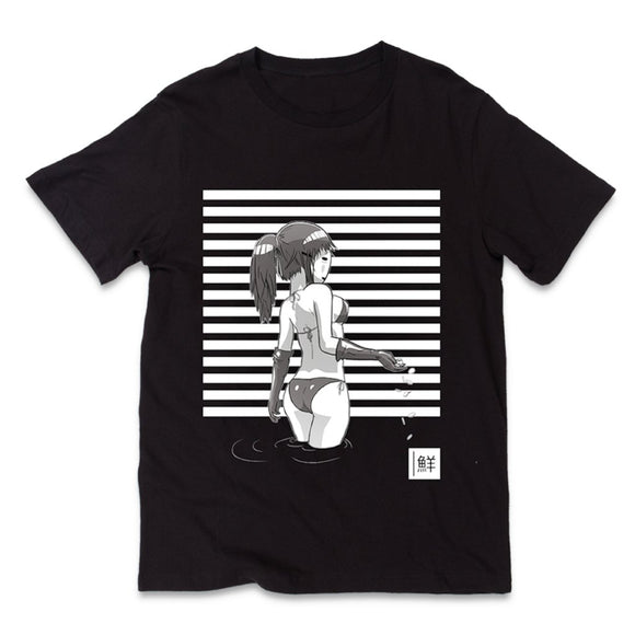 GREED T-Shirt (BLACK)