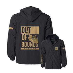 OUT OF BOUNDS EX+GOLD Jacket