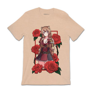 ROSE RAPHTALIA T-Shirt (Heather)