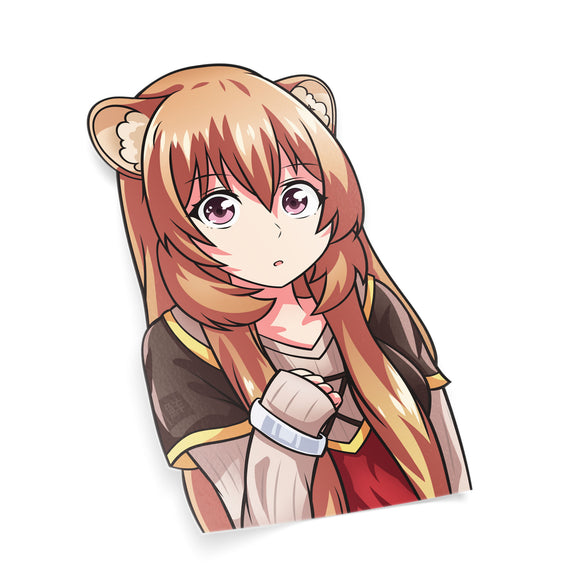 YOUNG RAPHTALIA Sticker