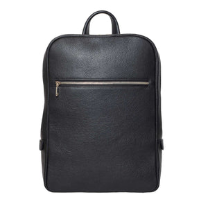 Italian Leather Classic Backpack
