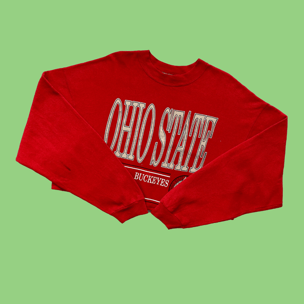 *RESTOCKED* 🪐Y2K / 90s Crop Sweatshirt Pullovers Mystery Bag🪐