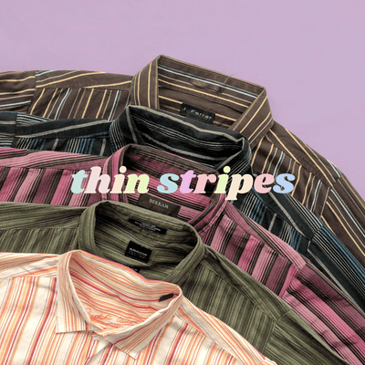 MENS/UNISEX Stripes Shirt Mystery Bag