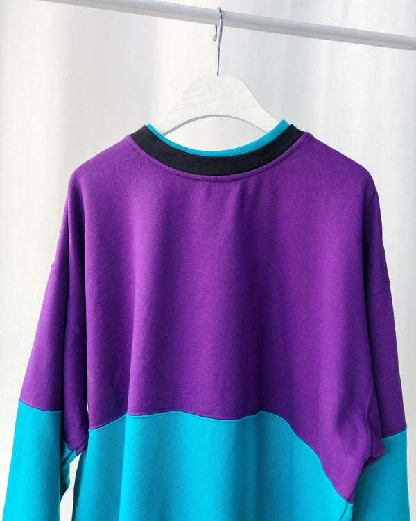 90s/Y2K Technicolour Sweater OT1168