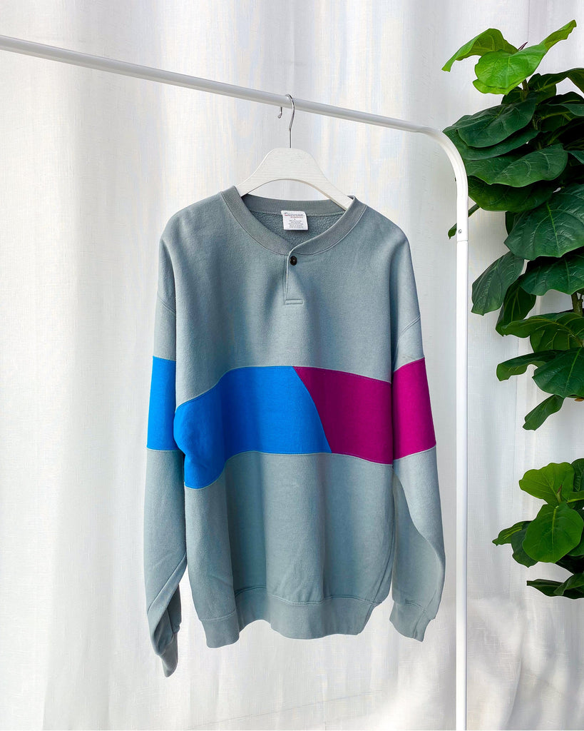 90s/Y2K Technicolour Sweater OT1175