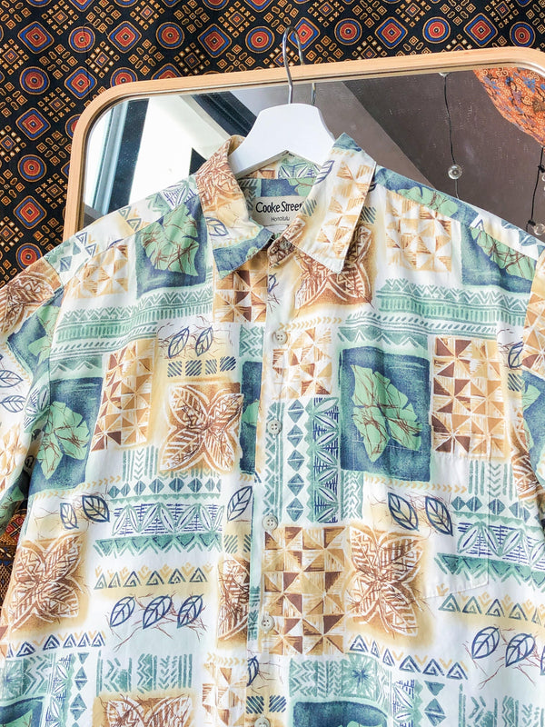 Men's/Unisex Hawaii Shirt TO551
