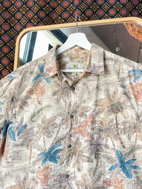 Men's/Unisex Hawaii Shirt TO553