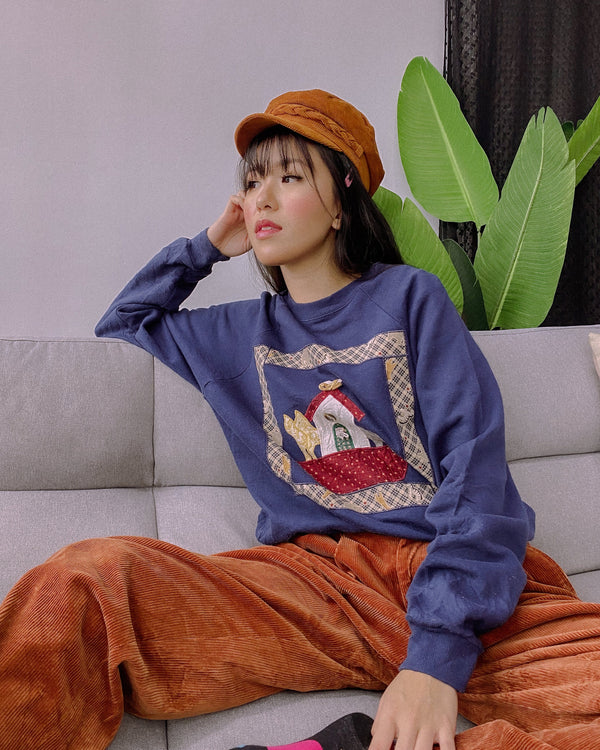 UK20 90s Sweater/Pullover VB4258