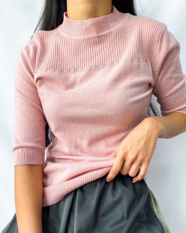 UK16-18 90s Knit Top VB4591