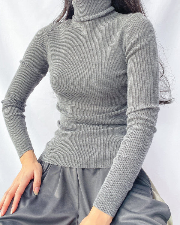 UK4-6 90s Knit Top VB4601