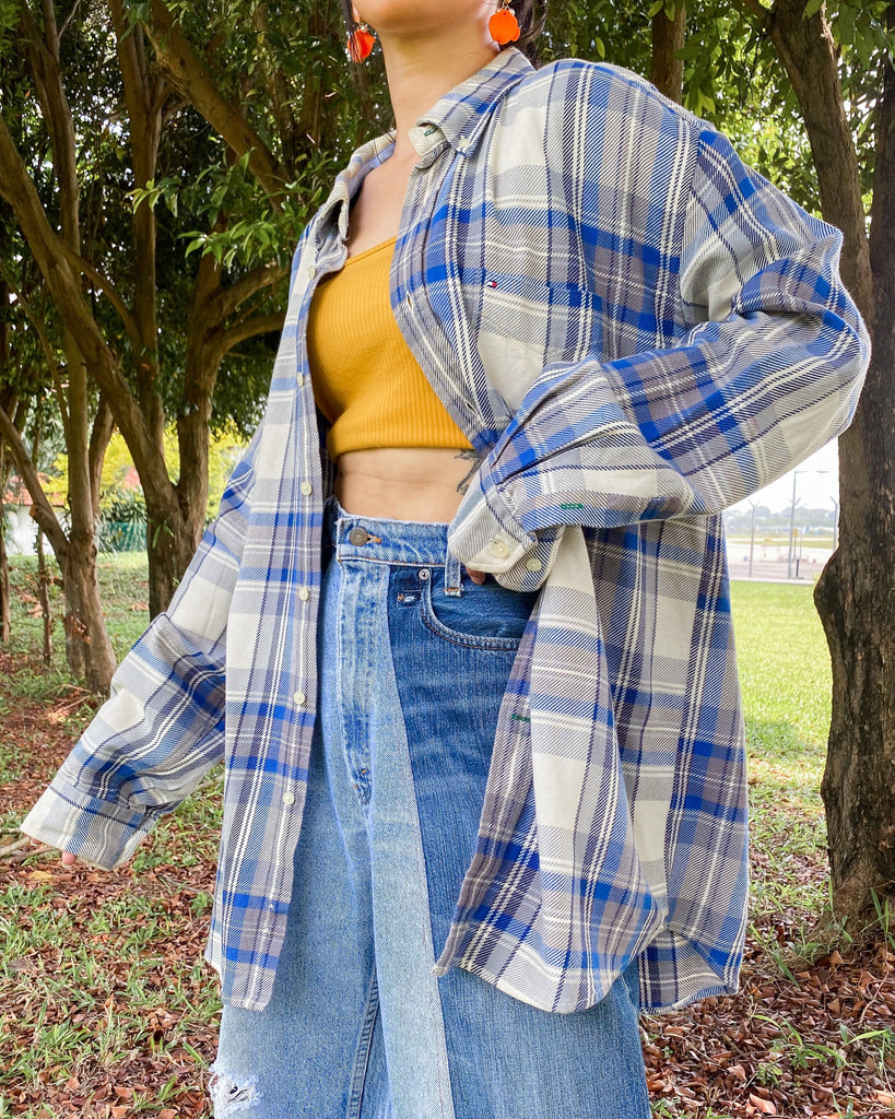 Vintage Flannel VB4741