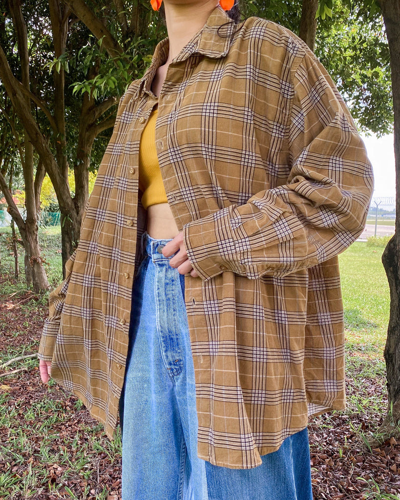 Vintage Flannel VB4748