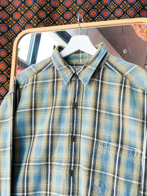 Unisex Flannel Shirt VB5893