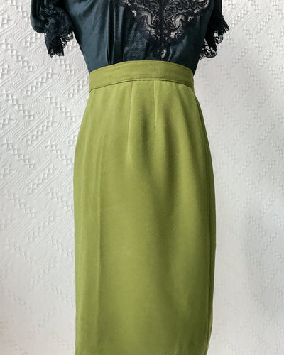 Size 28' Vintage Midi Skirt VS2143