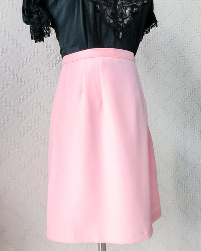 Size 26' Vintage Midi Skirt VS2145