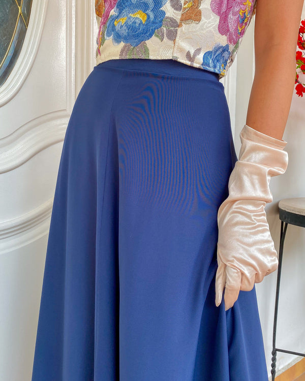 Size 24' Vintage Maxi Skirt VS2357
